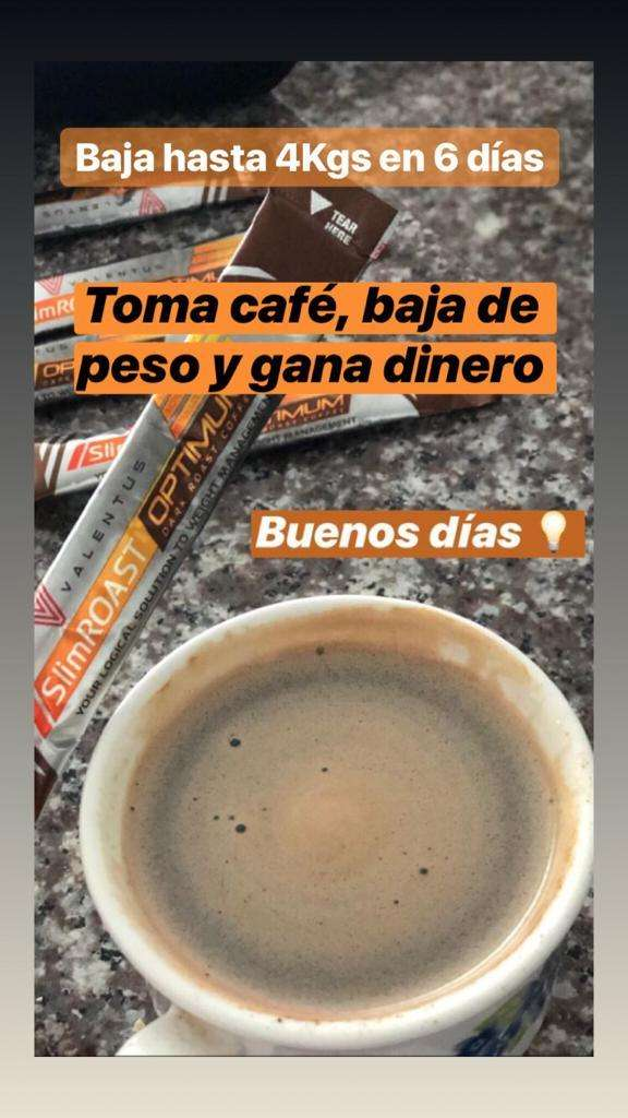 CAFÉ TE AYUDA A MANTENER EN FORMA 0