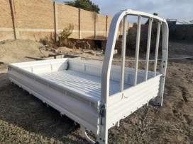 Carrocería plataforma Kia 2.61 largo 1.63 ancho 35 cm de fondo  precio 2800 soles a tratar