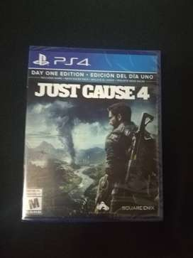 Just Case 4 Nuevo Play 4
