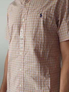 Camisa original 100% Poli Ralph Lauren talla S