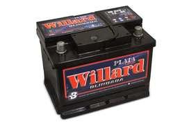 Bateria willard 12x65 ub 620