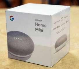 Parlante inteligente Google Home Mini