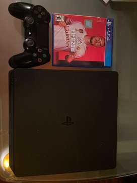 PlayStation 4 con FIFA 20