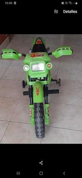 Moto Electrica Infantil