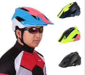 Casco bicicleta KINGBIKE FOX MTB Ruta Ultraligero Ajustable Alta Calidad ciclismo