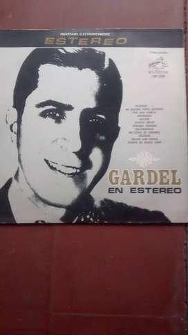 Vendo discos de vinilo de varios autores de tango