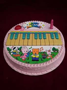 Juguete torta cumpleaños