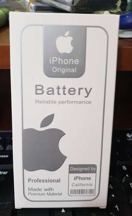 Bateria Original interna Iphone 7 Plus