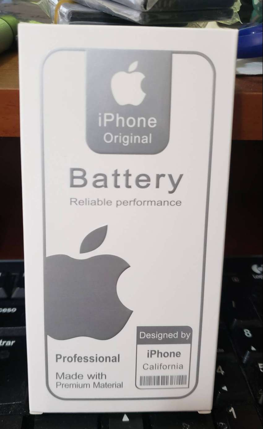 Bateria Original interna Iphone 7 Plus