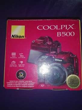Nikon colpix B500