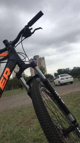 Bicicleta mountain bike foxter
