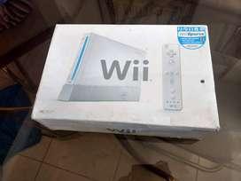 Consola Wii +3 controles+ 2 Nunchuck + juegos