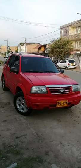 Vendo hermosa Chevrolet Grand vitara