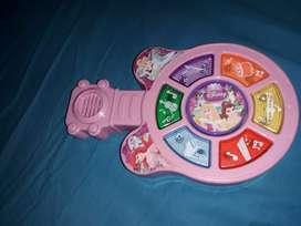 Vendo 2 guitarra de Disney princesas