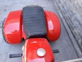 Vendo Triciclo Honda 90