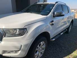 FORD RANGER LIMITED 4X4 AUTOMATICA TOPE DE GAMA