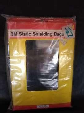 "caja *10und.  8x12"" Open-Top Dou Yee estática blindaje bolsas 3M"