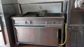 Cocina Industrial  Comirapidas Gas Natural
