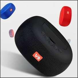 Parlante Inalámbrico Bluetooth Usb Porta Celular V8