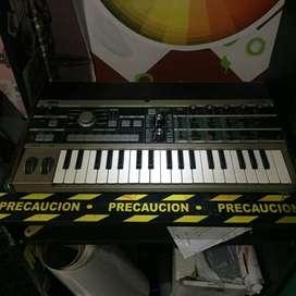Sintetizador Korg MicroKorg