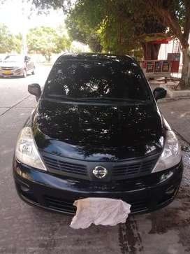 Vendo Nissan Tiida usado en perfectas condiciones