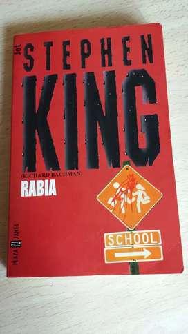 Rabia - Stephen King para coleccionistas