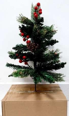 Mini Arbol Y/o Rama de Navidad 40cm