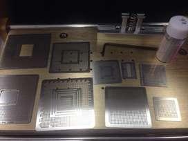 Reballing Estencil Xbox Ps3