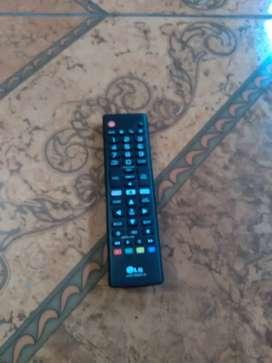 Vendo nuevo control remoto para Smart Tv Lg Led Lcd 4k 3d