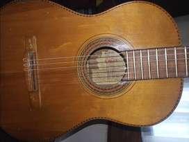 Guitsrra de luthier scslzotto