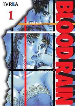 Blood Rain manga Ivrea