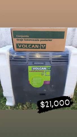 Tiro balanceado Volcan
