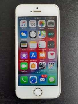 APPLE IPHONE 5S, 16GB PLATEADO