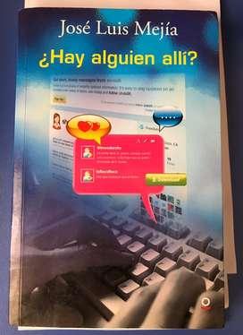 Libro: ¿Hay alguien alli?, Editorial Santillana
