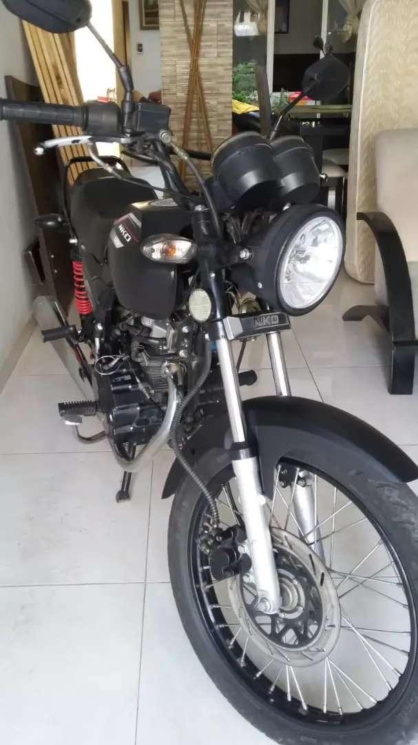 Vendo Moto Nkd 125 0