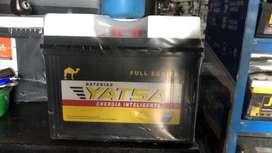 Batería Yatsa 34 9 Meses de Garantía