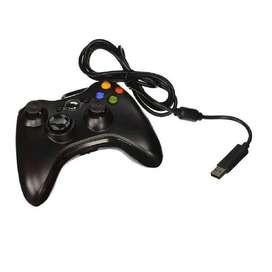 Control Gamepad Para PC USB Diseño Xbox 360