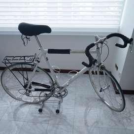 Bicicleta Cannondale De Ruta Completamente Actualizada