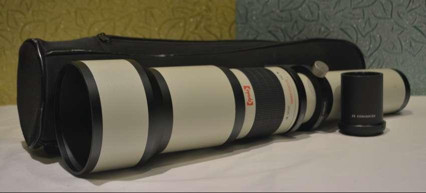 zoom teleobjetivo Opteka 650-1300 mm f / 8-16 LR HD 0