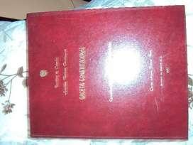 Gaceta constitución del 91 vempermuto