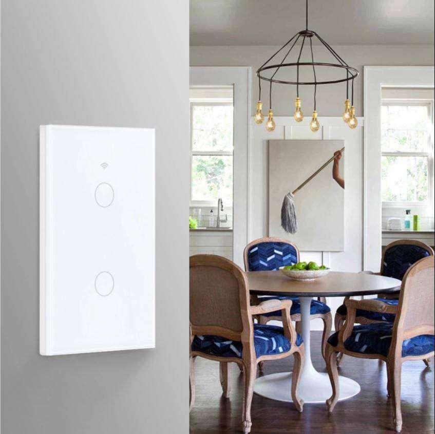 Interruptor Inteligente o switch Wifi