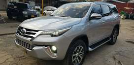 Toyota Fortuner limited 2017