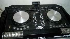 Equipo de sonido JBL dj