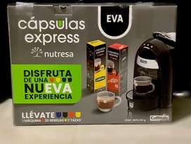 Máquina de Café Caps Express Eva Nueva