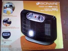 Calentador de ambiente Bionaire