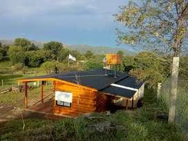 Cabana en Santa Rosa de Calamuchita (vendo con financiacion)