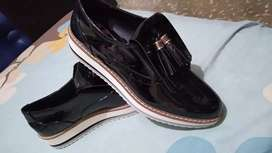Zapatos mujer mocasin