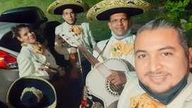 Mariachis en Medellín Sangre Mexicana