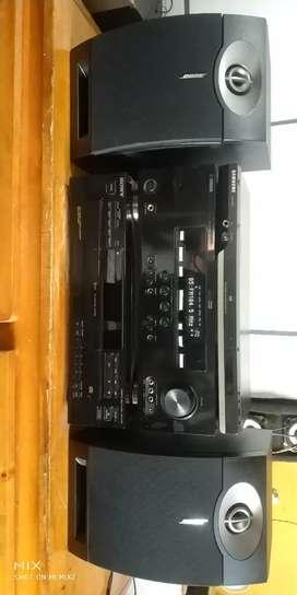 Amplificador yamaha