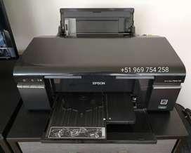Impresora Epson T50 como repuesto